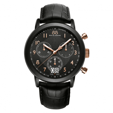Double 8 Origin (45mm Chrono Leather)