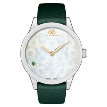 Rive (32mm Quartz Leather)
