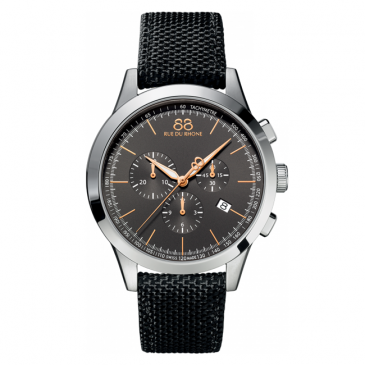 Rive (43mm Chrono Leather)