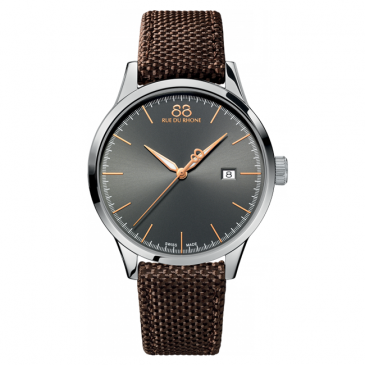 Rive (41mm Quartz Leather)