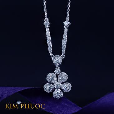 Diamond Necklace ACDG127