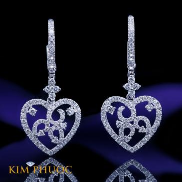 Diamond Earrings AEDG356