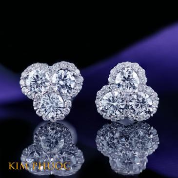 Diamond Earrings AEDG368