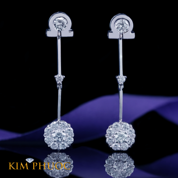 Diamond Earrings AEDG395