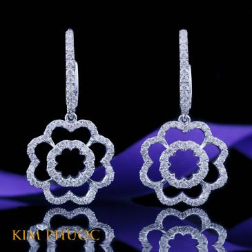 Diamond Earrings AEDG355