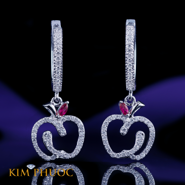 Diamond Earrings AEDG402