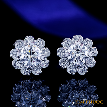 Diamond Earring AEM422