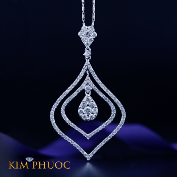 Diamond Pendant APRDG295