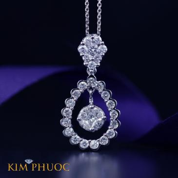 Diamond Pendant APRDG416