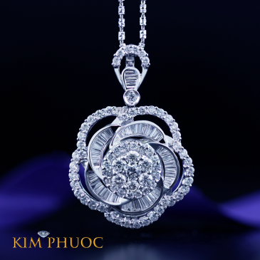 Diamond Pendant APRDG459