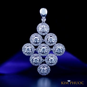 Diamond Pendant APRDG468