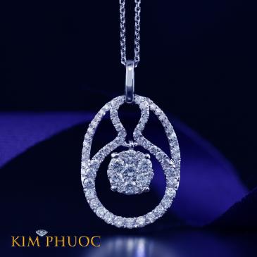Diamond Pendant APRDG549