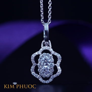 Diamond Pendant APRDG555
