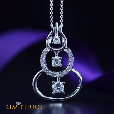 Diamond Pendant APRDG587