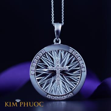 Diamond Pendant APRDG597
