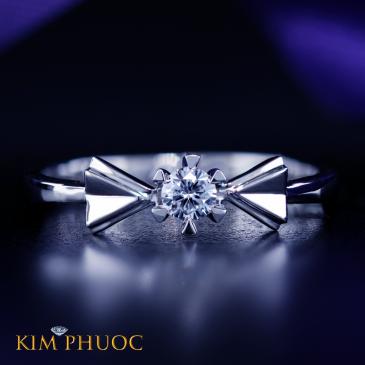 Diamond Solitaire Ring ARDG593