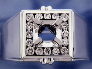 Men Custom Ring ADM432