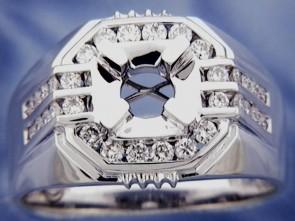 Men Custom Ring ADM558
