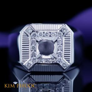 Men Custom Ring ADM995