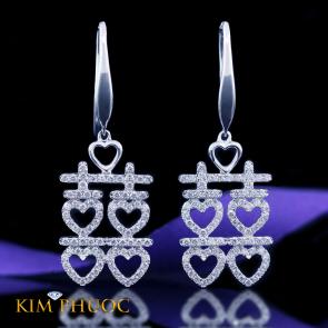 Diamond Earrings AEDG115