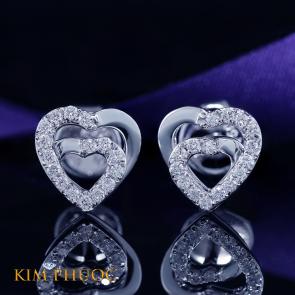 Diamond Earrings AEDG398
