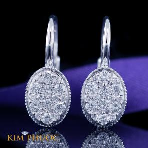 Diamond Earrings AEDG454