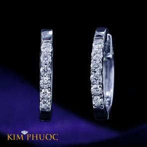 Diamond Earrings AEDG457