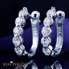 Diamond Earrings AEDG453