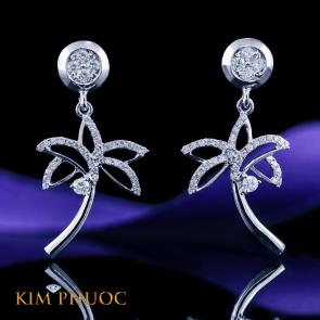 Diamond Earrings AEDG380