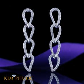 Diamond Earrings AEDG381