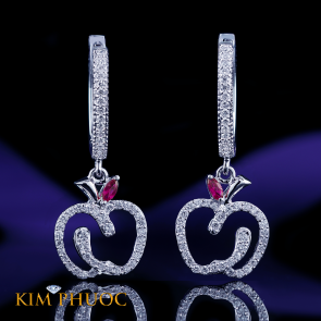 Diamond Earrings AEDG402