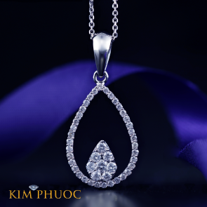Diamond Pendant APRDG612