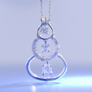 Diamond Pendant APRDG587