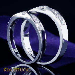 Wedding Bands ARDG758