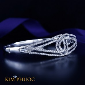 Diamond Bangle AVDG162