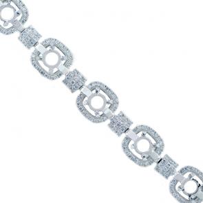 Designer Bracelet Settings AVLD139