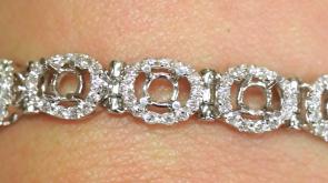 Eternal Diamond Bracelet AVLD135